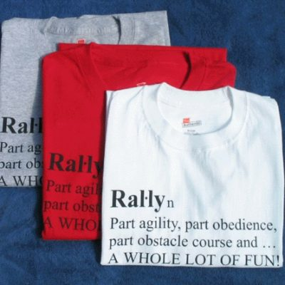 Rally Definition T-Shirts