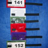 Armband Number Holders