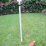 PVC Ring Poles