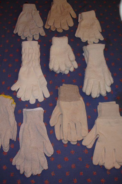 10 styles of utility gloves